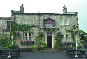 The Woolpack pub (ITV/PA)