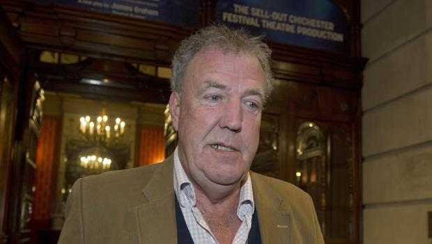 Jeremy Clarkson is presenting seven episodes of game show Who Wants to be a Millionaire? (PA)
