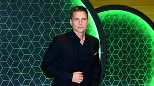 Rob Lowe has been sober for 30 years (Ian West/PA)