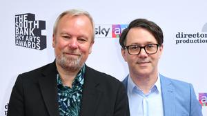 Inside No. 9 creators 'delighted and exhausted' as show confirmed to return (Ian West/PA)