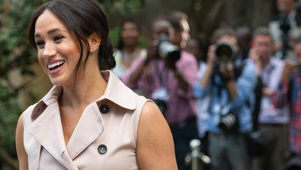 The Duchess of Sussex has been criticised by some sections of the media (Dominic Lipinski/PA)