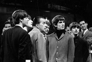 The Beatles with Ed Sullivan (Apple Corps Ltd/PA)