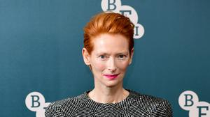 Tilda Swinton has curated a collection for the BFI (Ian West/PA)