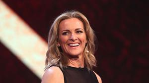 Gabby Logan said men need to know more about the menopause (Peter Byrne/PA)