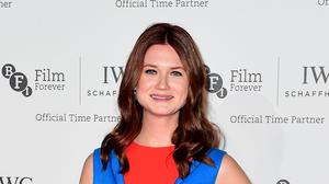 Bonnie Wright played Ginny Weasley in the Harry Potter films (Ian West/PA)