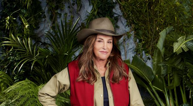 Caitlyn Jenner spoke about OJ Simpson to campmates (ITV)