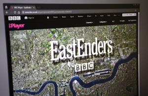 EastEnders' May 5 episode attracted more than 1.2 million viewers via iPlayer (Philip Toscano/PA)