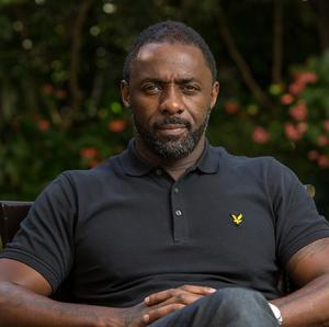 Idris Elba plays Nelson Mandela in the biopic Mandela: Long Walk To Freedom