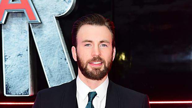 Chris Evans has joined Instagram and offered a virtual hangout with the Avengers as part of the All-In Challenge (Ian West/PA Wire)