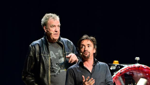 Jeremy Clarkson is not as good a host of Who Wants To Be A Millionaire? as Chris Tarrant, according to Richard Hammond (Ian West/PA)