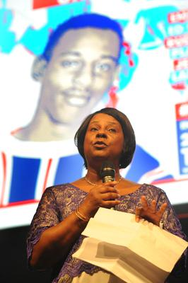 Baroness Doreen Lawrence (Anthony Devlin/PA)