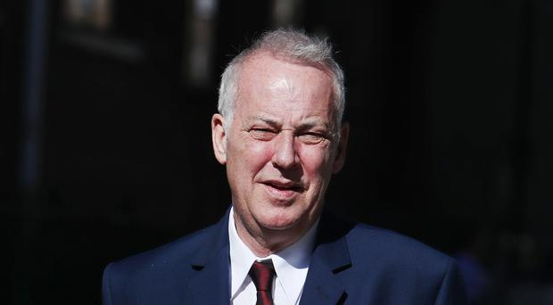 A Channel 4 documentary will include the 999 call made from Michael Barrymore's home after Stuart Lubbock was found dead in the swimming pool (Steve Parsons/PA)