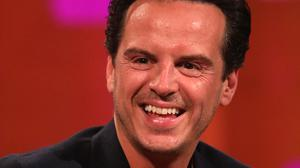 Andrew Scott is a guest on The Graham Norton Show (Isabel Infantes/PA)