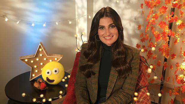 Frozen star Idina Menzel is to entertain young fans on CBeebies (BBC)