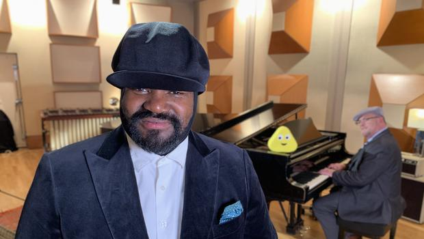 Gregory Porter will sing a CBeebies Bedtime Story (BBC/PA)