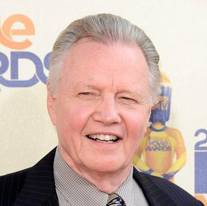 Jon Voight said he'll be proud to see his granddaughter in Maleficent