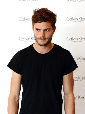 Jamie Dornan is being linked to the Christian Grey role