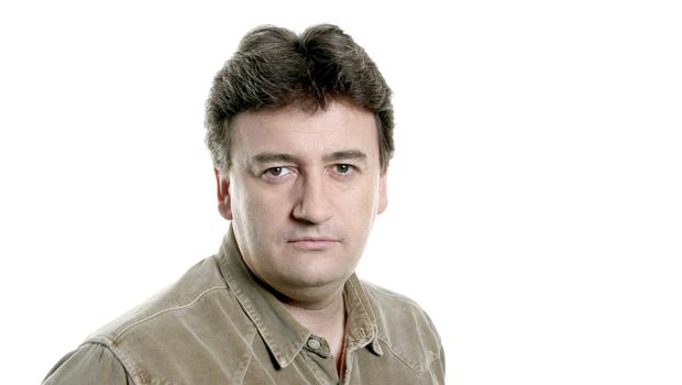 Fergal Keane will continue reporting for the broadcaster (BBC/Rolf Marriott/PA)