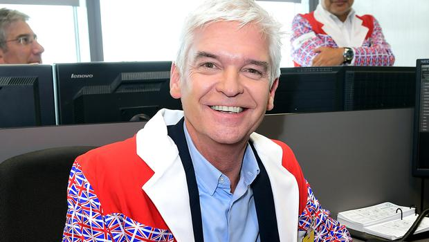 Phillip Schofield was praised for his sexuality reveal (Ian West/PA)