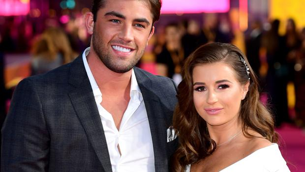 Love Island winners Jack Fincham and Dani Dyer found life after the villa difficult and ended their romance in April (Ian West/PA)