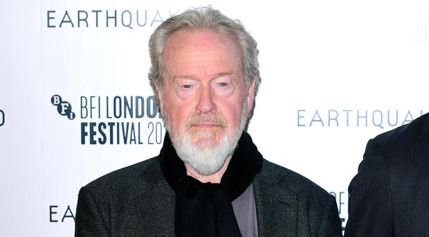 Sir Ridley Scott (Ian West/PA)