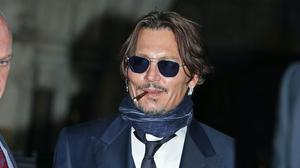 Johnny Depp joined Instagram and thanked fans for their 'unwavering support' (Yui Mok/PA)