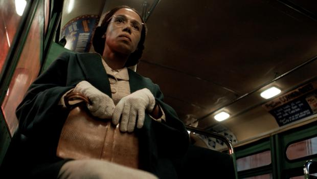 BBC 1's Doctor Who episode featuring Rosa Parks (BBC)