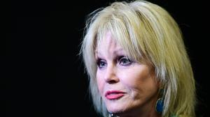Joanna Lumley took part in the programme (Ian West/PA)