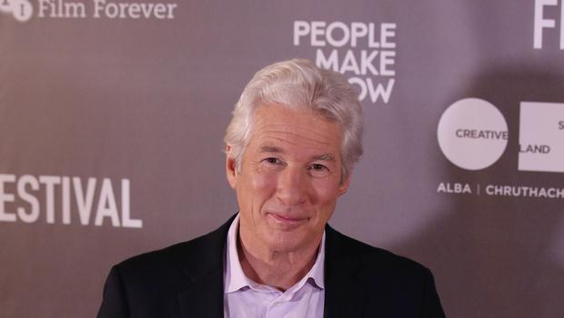 Richard Gere will play an American media mogul in a new BBC drama series (Andrew Milligan/PA)