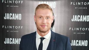 Freddie Flintoff says he is relaxed about his Top Gear presenting duties (Matt Alexander/PA)