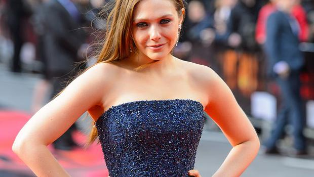 Elizabeth Olsen will reunite with her Godzilla co-star Aaron Taylor-Johnson in Avengers: Age Of Ultron