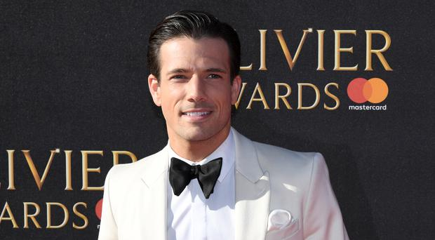 Danny Mac has landed a major role in West End musical Pretty Woman (Chris J Ratclife/PA)