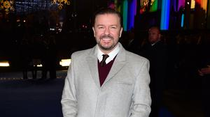 Ricky Gervais is backing the RSPCA's fundraising appeal (Ian West/PA)