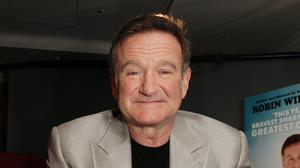 Robin Williams' daughter paid a fitting tribute to her father on what would have been his 69th birthday (Yui Mok/PA)