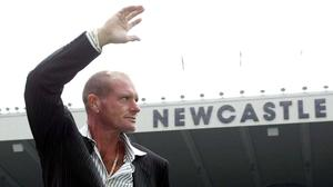 Paul Gascoigne bares all in a new film documentary about his life