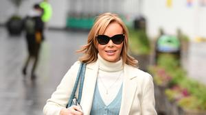 Amanda Holden was among those paying tribute to the fundraising veteran (Ian West/PA)