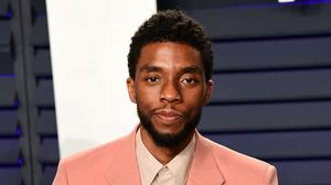 Chadwick Boseman's widow fought back tears as she paid a moving tribute to the late actor during an awards ceremony for independent film (Ian West/PA)