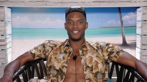 British Athletics did not know of Theo Campbell's plans to enter Love Island (ITV)