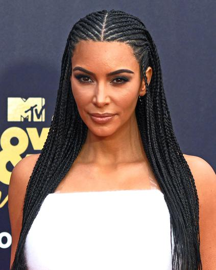 Kim Kardashian has voiced support for the star (Francis Specker/PA)