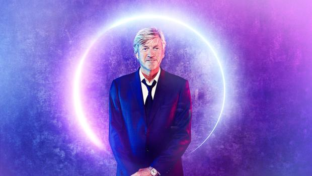 Richard Madeley leaves The Circle in Tuesday night's instalment (Channel 4)