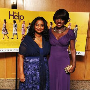 Octavia Spencer and Viola Davis are to be reunited for Get On Up