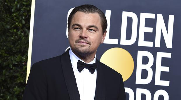 Leonardo DiCaprio's environmental group has donated 3 million US dollars (£2.3 million) towards the relief effort in Australia (Jordan Strauss/Invision/AP, File)