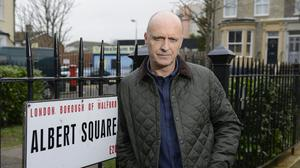Paul Usher in EastEnders (BBC)