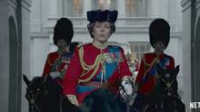 Olivia Colman plays the Queen (Netflix)