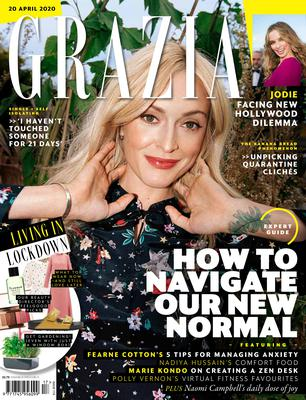 The full interview is in Grazia (Grazia/PA)