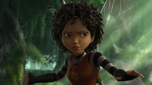 Mel B voices Fury in Tinker Bell And The Legend Of The Neverbeast (Disney)