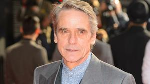 Jeremy Irons plays Alfred Pennyworth in Batman v Superman: Dawn Of Justice