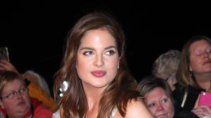 Binky Felstead is returning to Made In Chelsea, but her two-year-old daughter India will not be in the show (Isabel Infantes/PA)