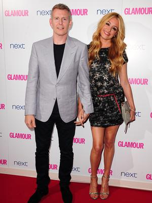 Cat Deeley and Patrick Kielty are expecting their second child together.