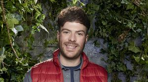 Radio 1 DJ Jordan North confronted his fear of snakes (ITV/PA)